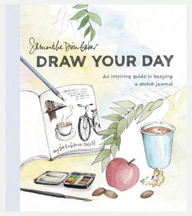 DRAW YOUR DAY Samantha dion baker