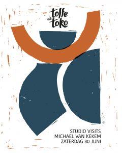 studiovisitmichaelvankekem - door de Toffe Toko