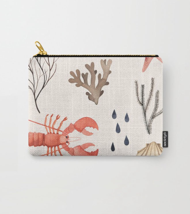 SEALIFE carry-all-pouch