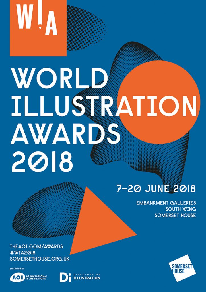 poster world illustration awards