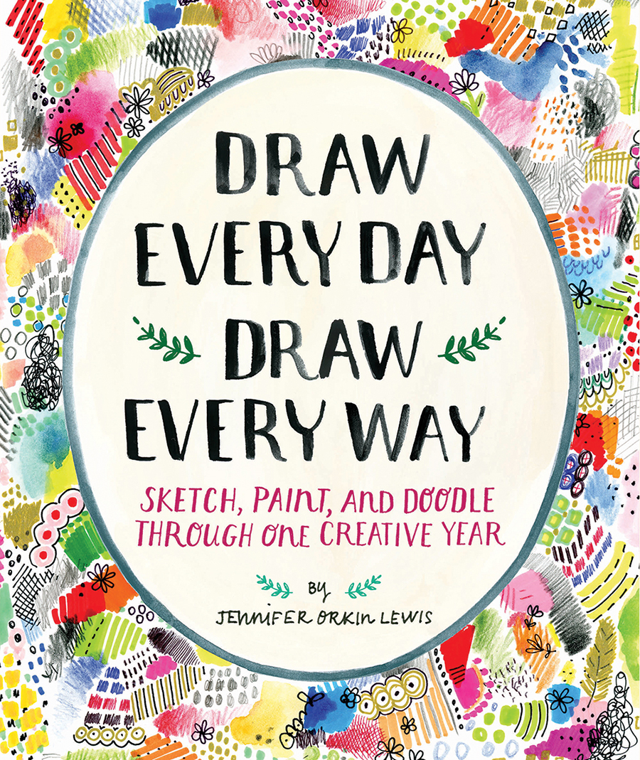 draw-every-day-jennifer-orkin-lewis