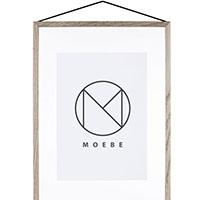 moebe lijst oak
