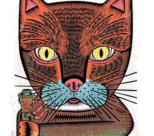 Cat - Chrudoš Valoušek