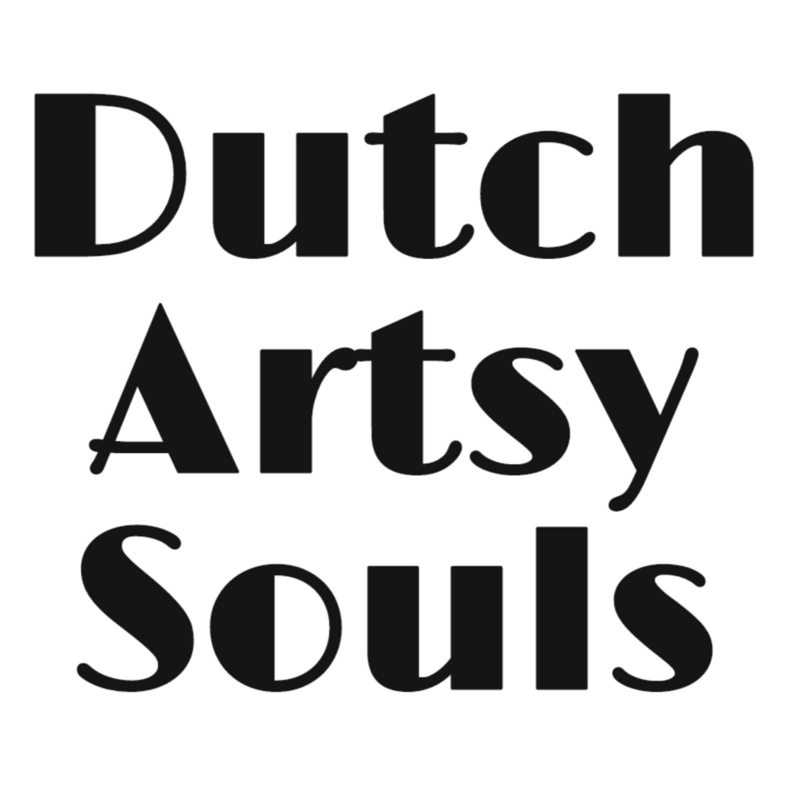 Logo Dutch Artsy Souls