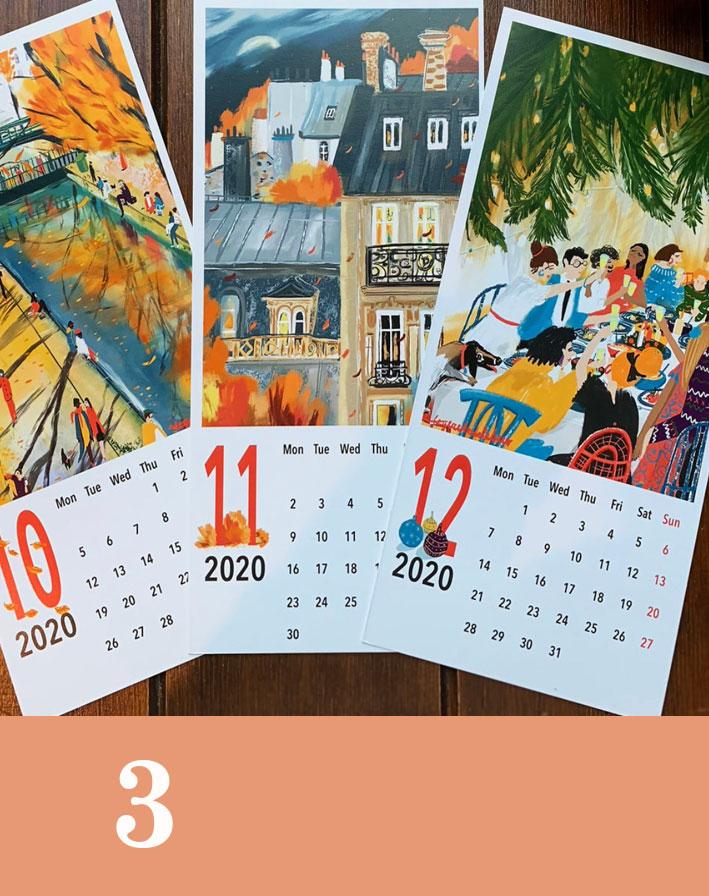 kalender3_Parijs_gumclub