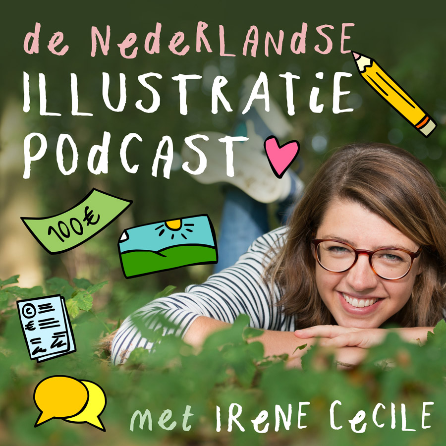 De Nederlandse illustratie podcast