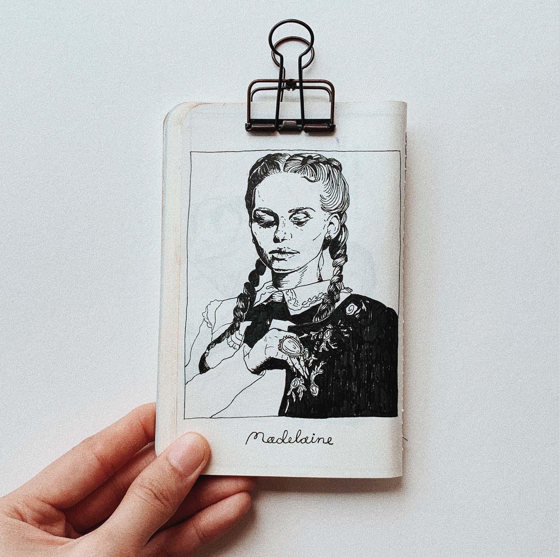 Angelyn Pen Madeleine