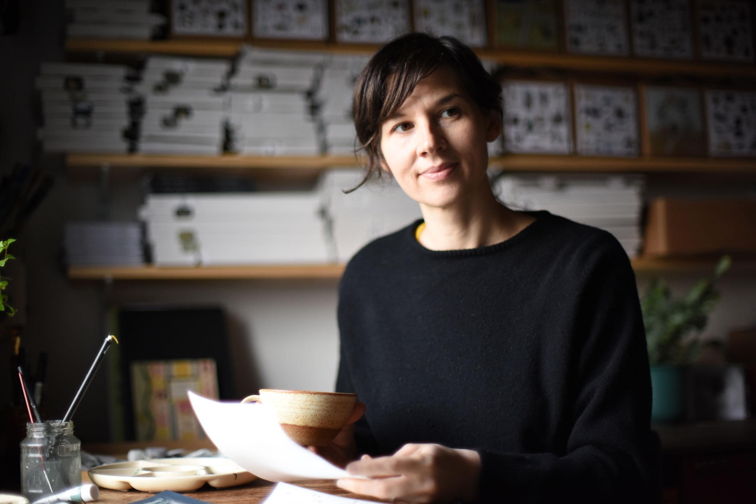 Gemma Koomen portret