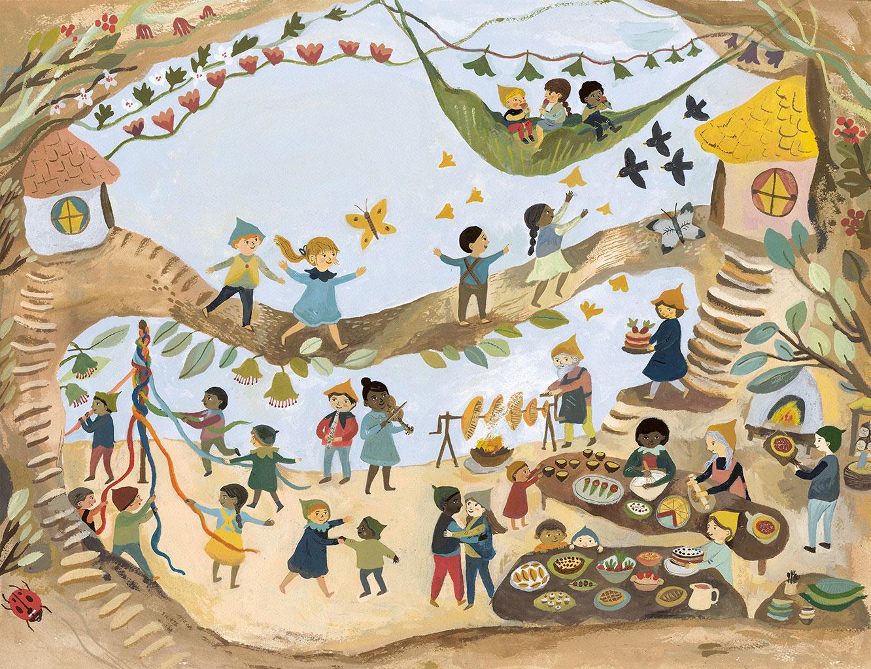 gemma koomen treekeepers party
